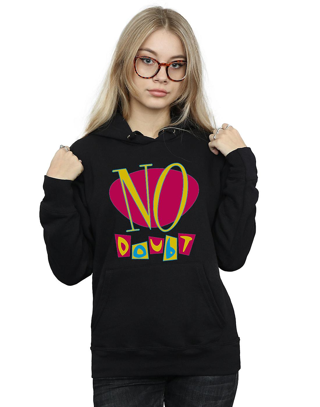 No Doubt Women's Tragic Kingdom Logo Hoodie