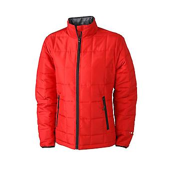 James and Nicholson Womens/Ladies Padded Lightweight Jacket