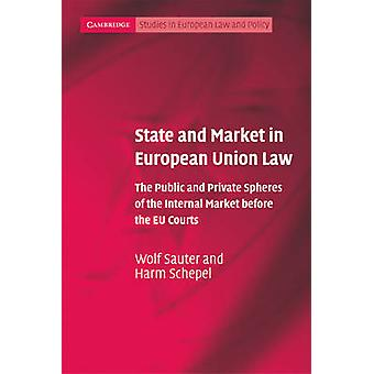 State and Market in European Union Law - The Public and Private Sphere