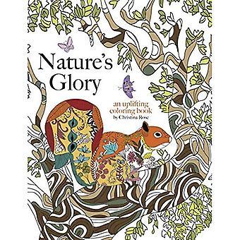 Nature's glorie: een verheffend kleurboek