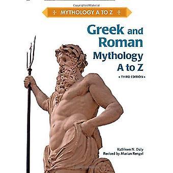 Mitologia greca e romana alla Z