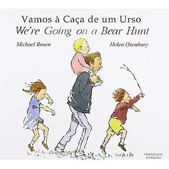Nous allons sur une chasse à l'ours
