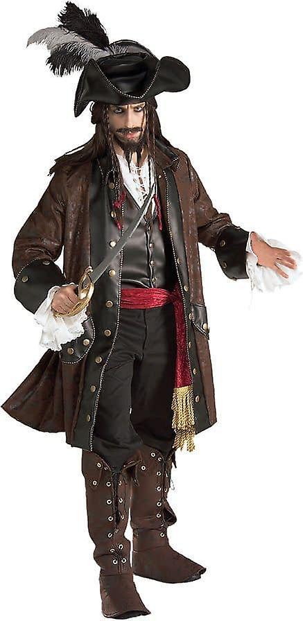 JERRY: Jack sparrow adult costume