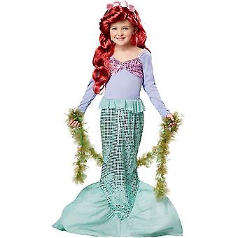 Sequin Mermaid Child Costume