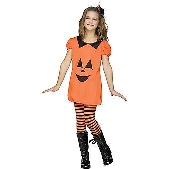 Halloween Pumpkin Child Costume
