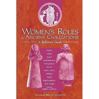 Roles de las mujeres en Guía de referencia A las civilizaciones antiguas por Vivante y Bella
