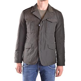At.p.co Ezbc043014 Men's Green Polyester Outerwear Jacket