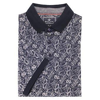 BAILEYS GIORDANO Polo Shirt 915263 Navy