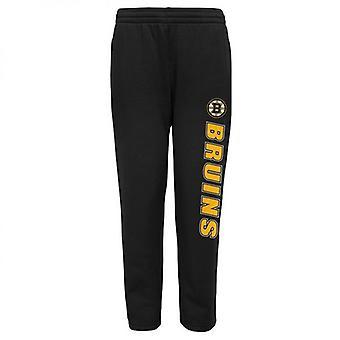 Outestuff pantaloni da jogging in pile NHL