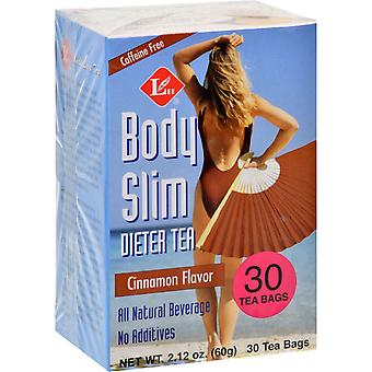Uncle Lees Teas Body Slim Dieter Tea - Cinnamon (30 Bags)