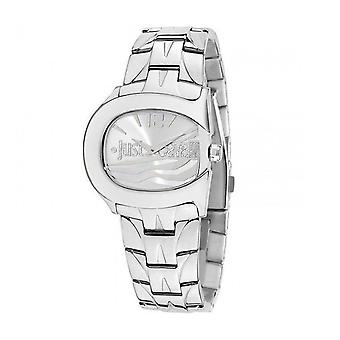 Just Cavalli Belt Silver Watch R7253525501