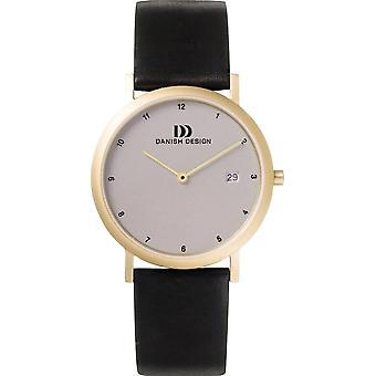 Dinamarquês design IQ15Q272 Mens Watch