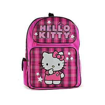 Backpack - Hello Kitty - Choker Pink 16