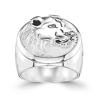 Amanda Nunes Ring In Sterling Silber Design von BIXLER