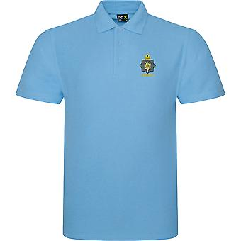 Première The Kings Dragoon Guards WW1 Veteran - Licensed British Army Embroidered RTX Polo