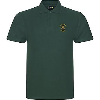 SRR Special Reconnaissance Regiment Name - Licensed British Army Embroidered RTX Polo