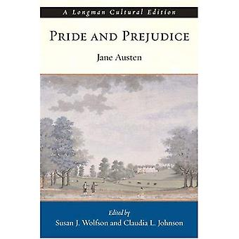 Pride and Prejudice (Longman Cultural Editions)