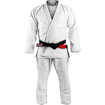 Venum Contender Evo Brazilian Jiu-Jitsu Gi - Alb