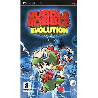 Bubble Bobble evolution (PSP)-nytt