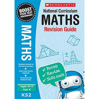 Maths Revision Guide - Year 6 - Year 6 by Paul Hollin - 9781407159904