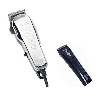 Wahl Taper 2000 Clipper and Bellina Clipper