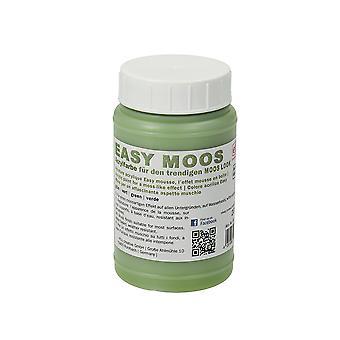 200ml grünem Moos Textur Effekt Acrylfarbe für Handwerk & Miniaturgärten