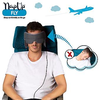 Napup fly plus: sistema di supporto alla testa in volo con cuffie integrate