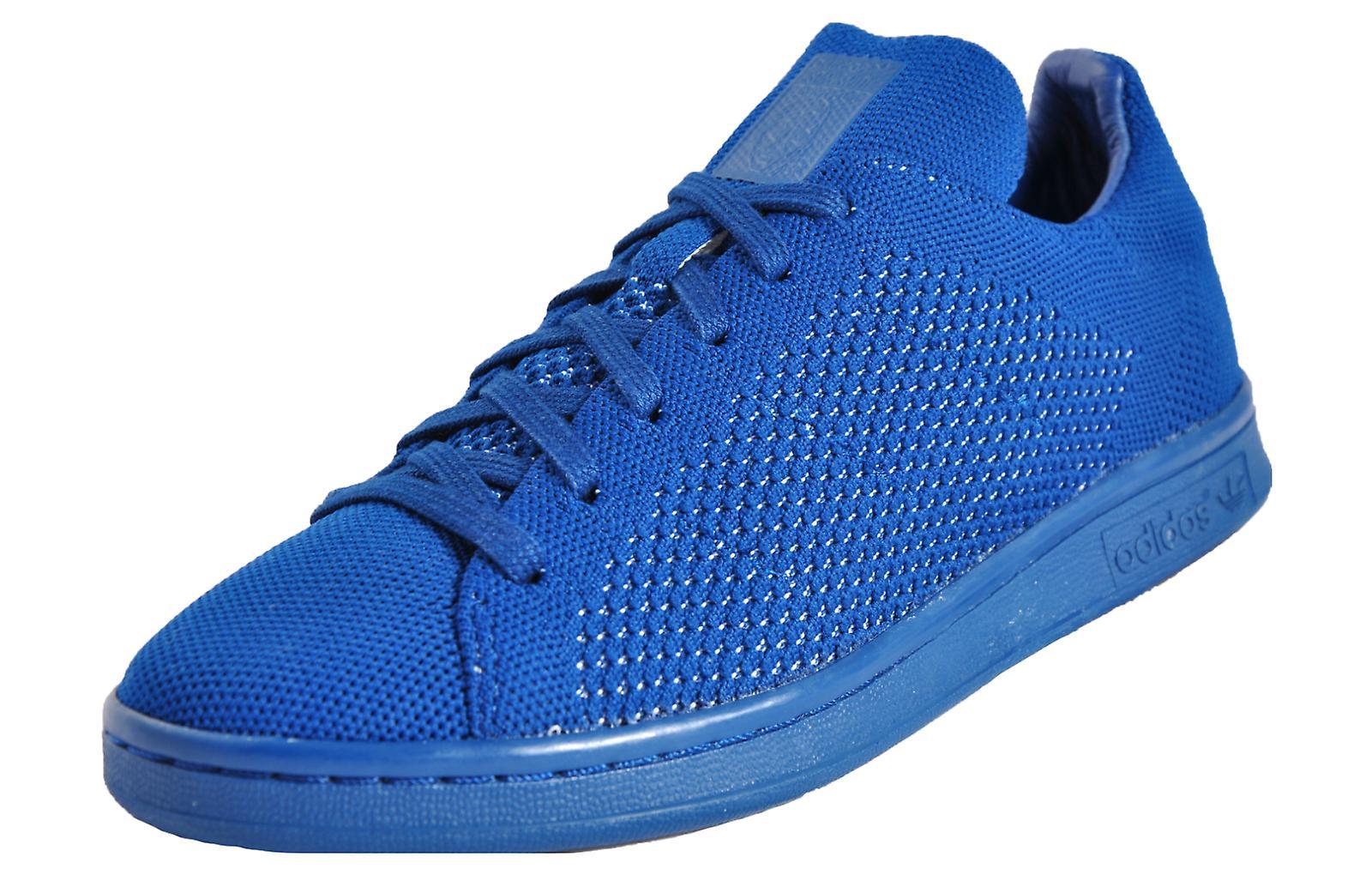 Adidas Stan Smith PK Primeknit Blue