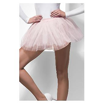 Womens Baby roze Tutu onderjurk Fancy Dress accessoire
