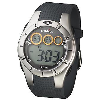 SINAR Youth Watch Kids Wristwatch Digital Quartz Unisex Rubber XG-70-3