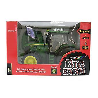 Big Farm John Deere 6190r Remote Controlled Tractor