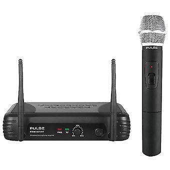 Pulse Pwm100vhf-HH VHF håndholdt trådløst system