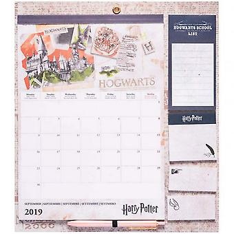 Harry Potter 2020 Year Magnetic Planner