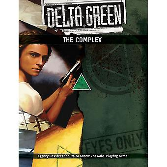 The Complex: Delta Green RPG - Gaming Book