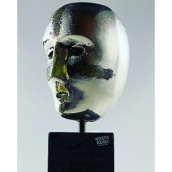 KostaBoda Brains Mercurius Design Bertil Vallien-New from the glass prince