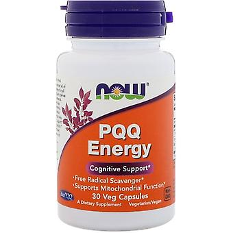 PQQ Energy (30 capsule vegetariane) - Now Foods