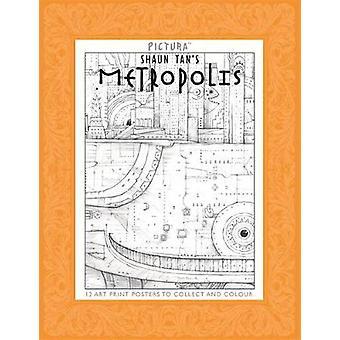 Pictura Prints Metropolis by Shaun Tan
