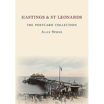 Hastings  St Leonards The Postcard Collection by Alan Spree