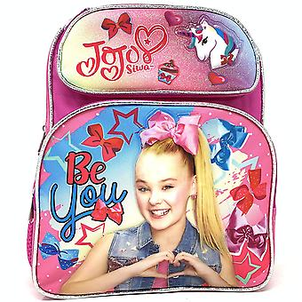 Small Backpack - JoJo Siwa - Bow & Unicorn 12