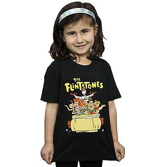 The Flintstones Girls The The Ride T-Shirt