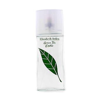 Elizabeth Arden Green Tea exotische Eau De Toilette Spray - 100ml / 3.3 oz