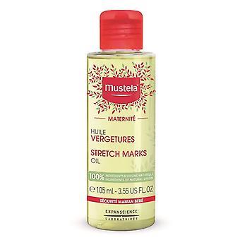 Mustela Stretch Marks förebyggande olja 105ml