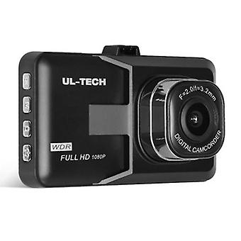 3 Inch Dash Camera - Black