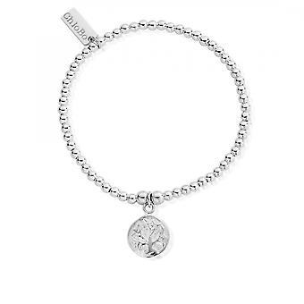 ChloBo SBCC215 Women's Cute Charm Live Love Life Bracelet