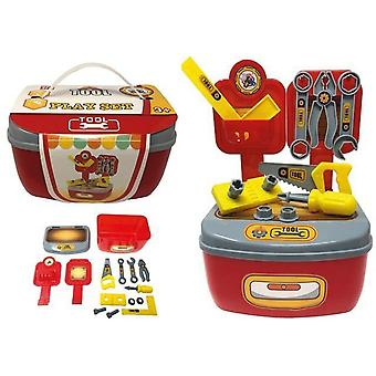 Christmas Shop Tool Play Set
