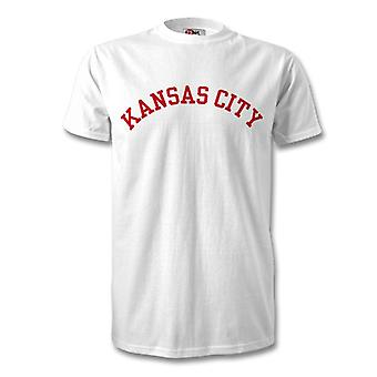 Kansas City College stil Kids t-skjorte
