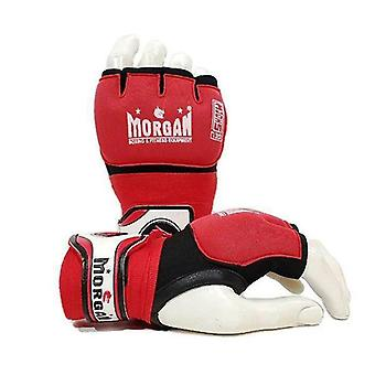 Morgan Gel Injected Hand Wraps Red