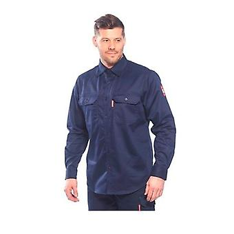 Portwest bizflame 88/12 vlamvertragend shirt fr89
