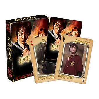 Harry potter - chamber of secrets playing cards