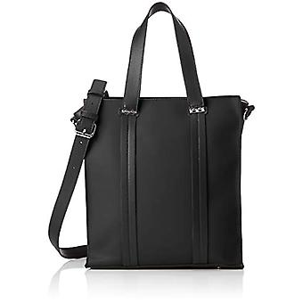 s.Oliver (Bags) Shopper - Black Woman Folder (Black) 14x26x30 cm (B x H T)